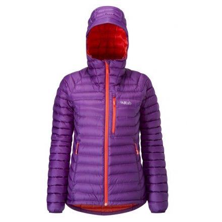 c722ab184827 Rab Microlight Alpine Jacket - Women s-Nightshade Horizon-X-Small