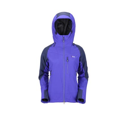 41df7b7c Rab Vapour-Rise Guide Jacket - Womens - Vivid - Medium - 12 — CampSaver