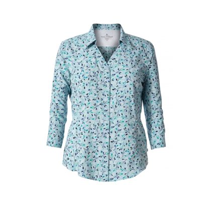 Royal Robbins Womens Expedition 3//4 Sleeve Stretch Shirt