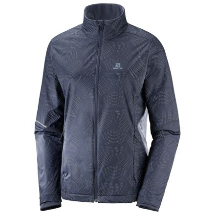 4b1c5bbf33537 Salomon Agile Warm Jacket - Womens, Up to 53% Off with Free S&H ...