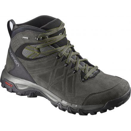 4b46e392 Salomon Evasion 2 Mid LTR GTX Hiking Boot - Men's — CampSaver