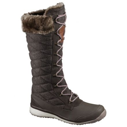 Salomon Hime High Winter Boot Womens — CampSaver