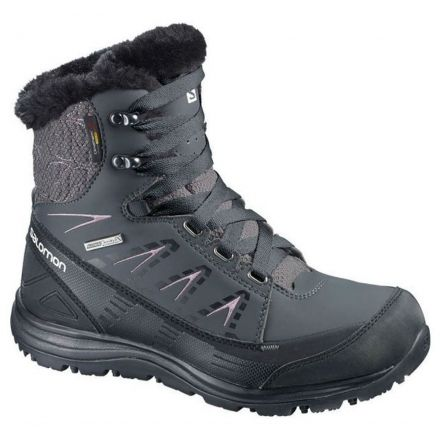 Salomon Kaina Mid CS WP Winter Boot Womens — CampSaver
