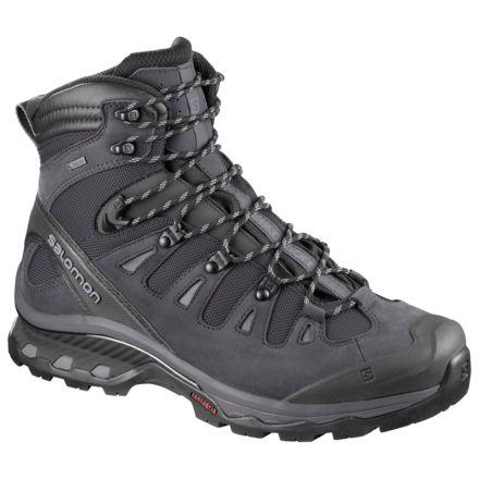 Salomon Men's Quest 4D 3 GTX Trail Running Shoe, WrenBungee CordGreen Sulphur, 7.5 M US