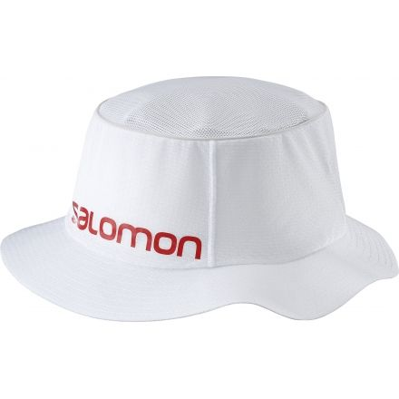 8fb4ae9dd Salomon S-Lab Speed Bob Hat-White-XS/SM