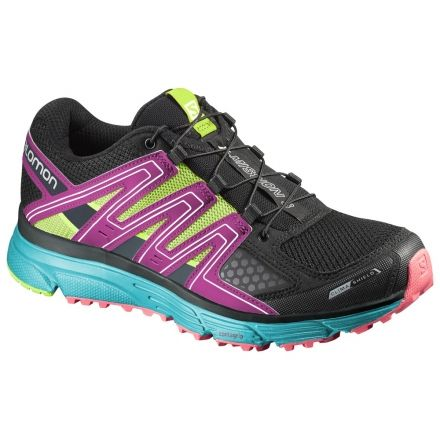 a10dcfa55dda Salomon Womens X Mission 3 CS Trail Running Shoes — CampSaver