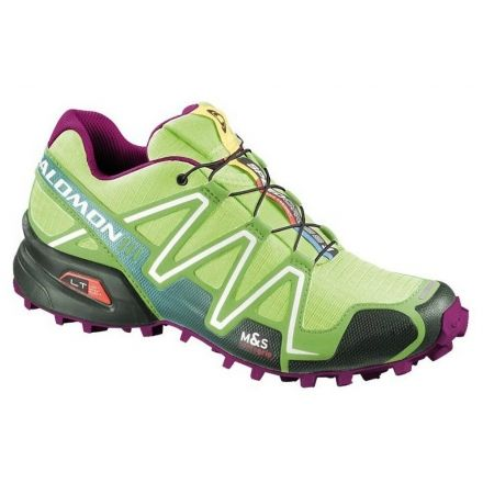 b2ed358b9175 Salomon Speedcross 3 Trail Running Shoe - Women s-Very Purple Dark  Cloud Bright