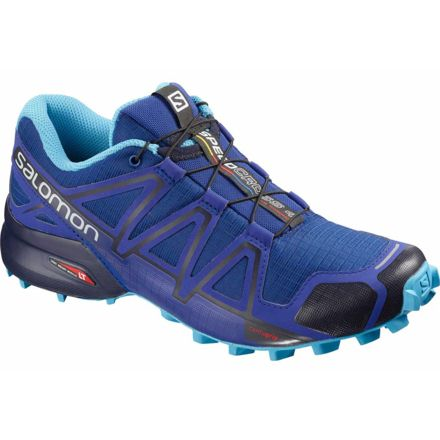low priced 14555 3e9e7 Salomon Speedcross 4 - Women s, Maz Blue Navy Blue