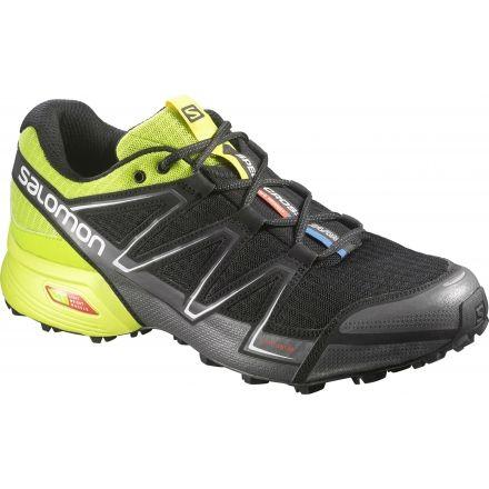 Salomon SPEEDCROSS VARIO 2 - Trail running shoes - stormy weather 77zZk5Rc