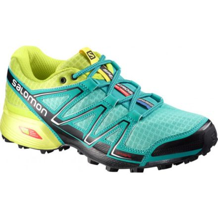 a0354f0a9b7e Salomon Speedcross Vario Trail Running Shoe - Women s-Bubble  Blue Gecko-Medium-