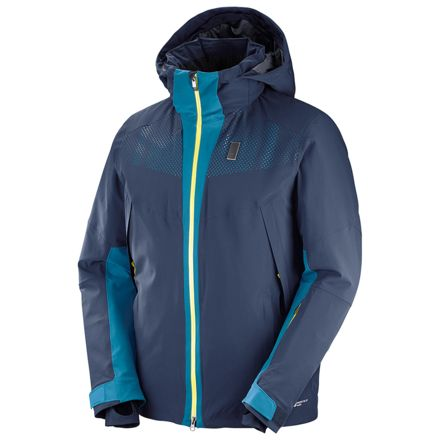 838971fa Salomon Whitezone Jacket - Mens