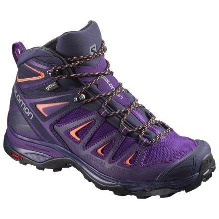 5c79985b409 Salomon X ULTRA 3 Mid GTX Hiking Boots - Women's