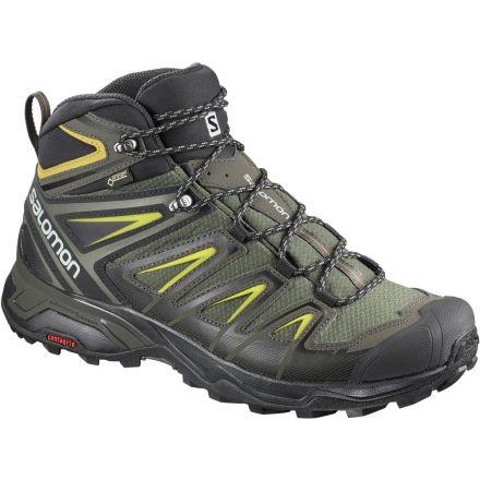 73ca9a36 Salomon X ULTRA 3 Mid GTX Hiking Boots - Mens