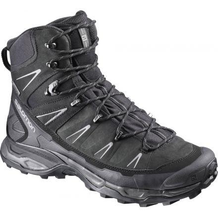 f835e8c4ab00 X Ultra Trek GTX Backpacking Boot - Mens-Black Black Autobahn-Medium
