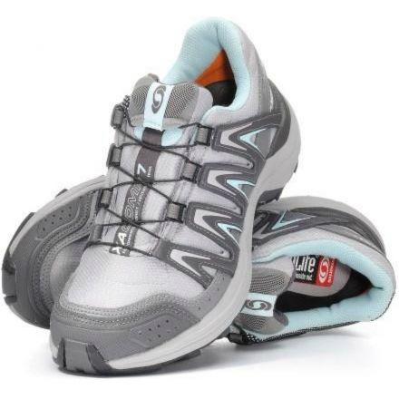 2174c34f14a1 Salomon XA Comp 7 CS WP Trail Running Shoe - Women s-Aluminum Dtr