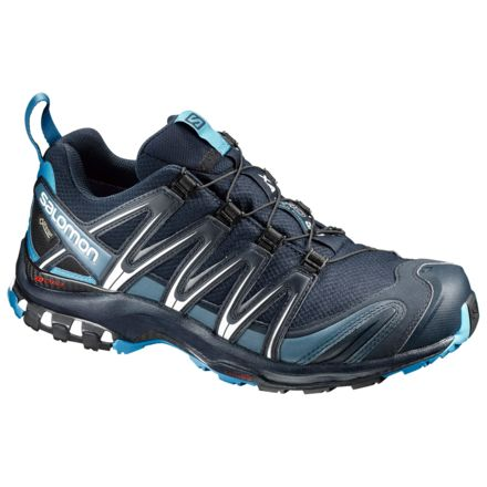 finest selection 9a5f8 73e5c Salomon XA Pro 3D GTX Trail Running Shoe - Men s-Navy Blaze Hawaiian-
