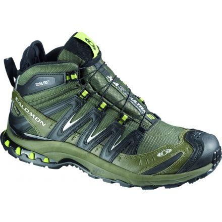 Salomon XA Pro 3D Mid LTR GTX Hiking Shoe Men's Bayou