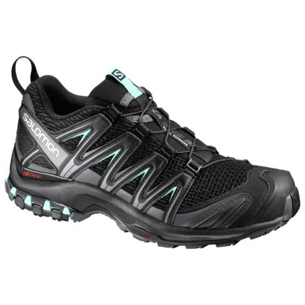 1c909fc255fe Salomon XA Pro 3D Trailrunning Shoe - Womens with Free S H — CampSaver
