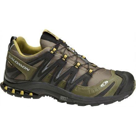 Salomon XA Pro 3D Ultra GTX Shoes (OliveBlack) Men's Shoes
