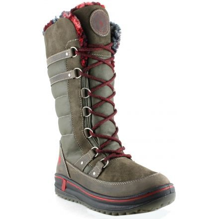 Santana Canada Melita3 Alpine Boot(Women's) -Grey Crazyhorse Leather Outlet High Quality Footaction Sale Online Cheapest Price Cheap Online Low Price Fee Shipping Online Sale Outlet Locations pbkbkt