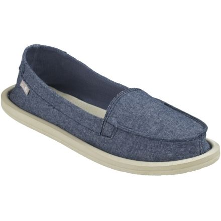 Short TX Casual Shoe - Womens-Slate Blue Chambray-Medium-9