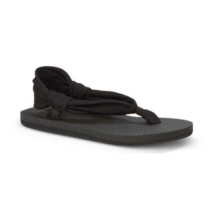 e4aa3745661 Sanuk Yoga Slingshot Sandal - Women s-Black-Medium-5 US