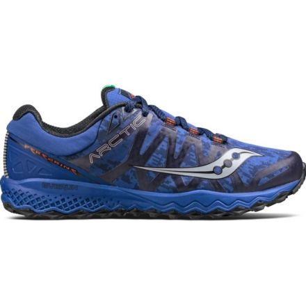 Saucony Peregrine 7 7 Peregrine ICE+ Trail Running Shoe hombres — CampSaver 6f4abf