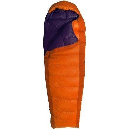Sea to Summit Trek TK II Sleeping Bag 650 Down - Women s -Orange-Regular 68f455f98