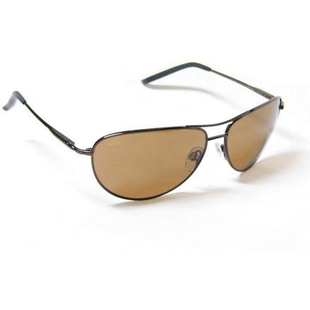e45b51793e48 Serengeti Napoli Polarized Sun glasses - Espresso Frame, Drivers Polarized  Lens 6940 — CampSaver