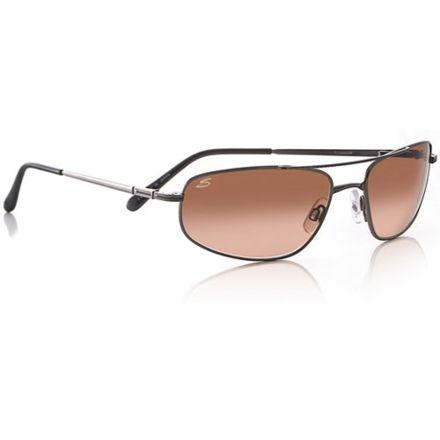 7e59da69643f Serengeti Velocity Sunglasses, Gunmetal Frame