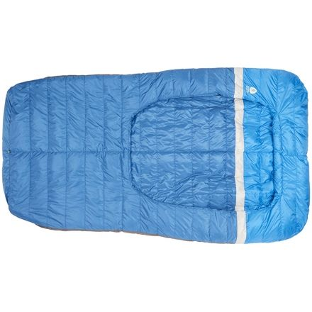Sierra Designs Backcountry Bed Duo 35 Sleeping Bag 700 Dridown