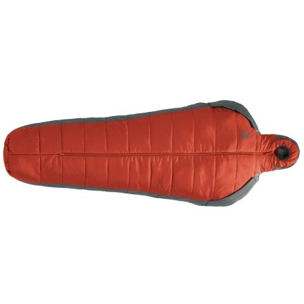 Sierra Designs Mobile Mummy Synthetic 1 5 Season Sleeping Bag Pompeian Red Long