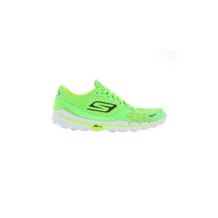 9afb36ea33c Skechers GOrun 3 - Nite Owl 2.0 Road Running Shoe - Men s-Green-Medium