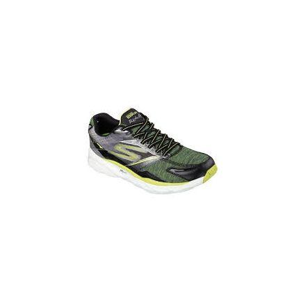 f8038b23cacd Skechers GOrun Ride 4 Excess Road Running Shoe - Men s-Black Lime-Medium
