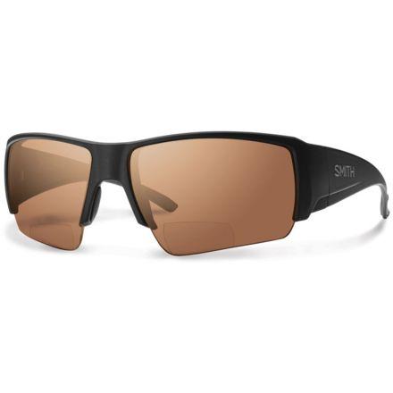 9c219f76a7 Smith Optics Captains Choice Bifocal Reading Sunglasses CCMBCM250 ...