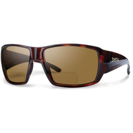226927b118 Smith Optics Guides Choice Bifocal Reading Sunglasses GCMHVBR250