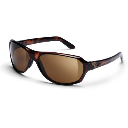 d59b657a316 Smith Optics Capital Sunglasses with Tortoise Frame and Polarized Brown  lenses