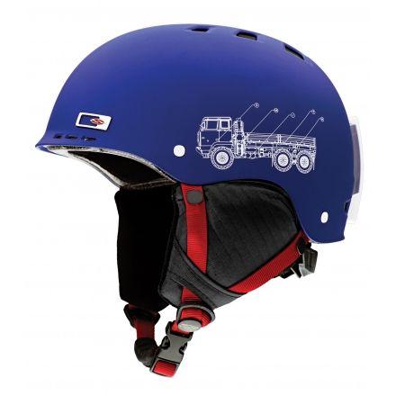 b7d52b8370c52 Smith Optics Holt Junior Snow   Skate Helmet — CampSaver