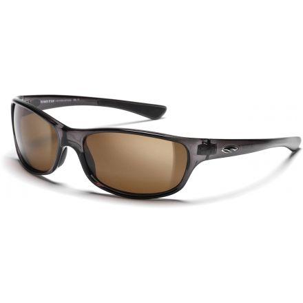 2f037fe900 Smith Optics Undertow Black Frame Sunglasses with Polarized Lenses ...