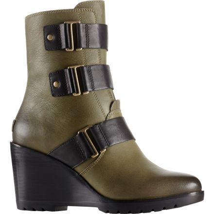 eb8a82ca1a71 Sorel After Hours Bootie Casual Boot - Women s-Nori-Medium-7.5