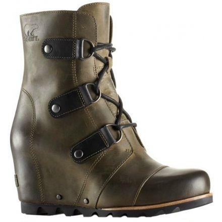 5a45ef79e1d Sorel Joan Of Arctic Wedge Mid Casual Boot - Womens — CampSaver