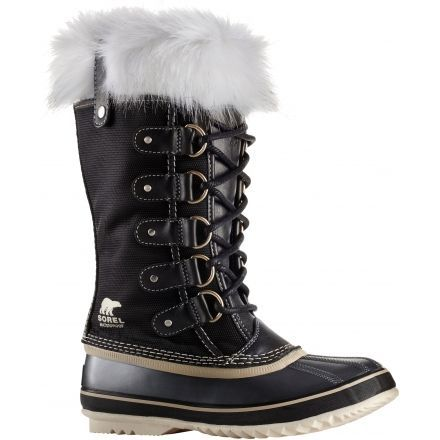 1be1d26de071 Sorel Joan Of Arctic X Celebration Winter Boot - Women s -Black Natural-Medium