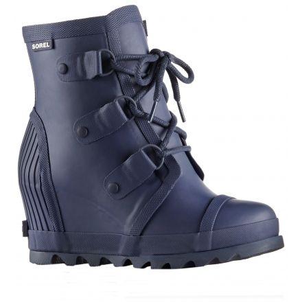 bbe479c9d49 Sorel Joan Rain Wedge Rubber Boot - Women s