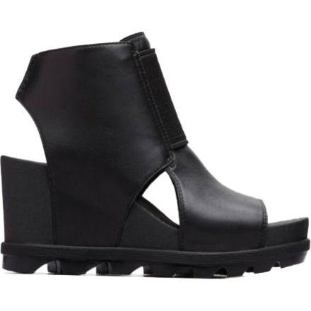d798bb217 Sorel Joanie Ii Bootie Casual Sandals - Womens, Black, 12, 1841151010-12