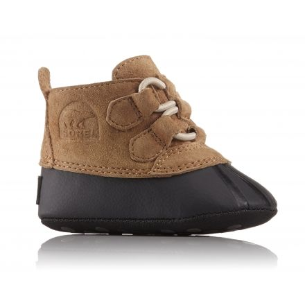 ef6c04f8c888 Sorel Out  N About Baby Bootie Suede Casual Boot - Youth — CampSaver
