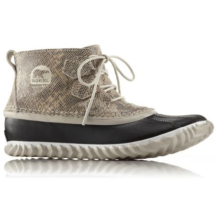6bb967550689 Sorel Out  N About Snake Print Suede Casual Boot - Women s — CampSaver