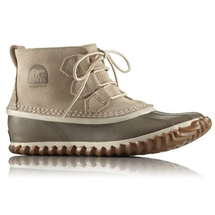 fcc9484d72fb Sorel Out  N About Suede Casual Boot - Women s — CampSaver