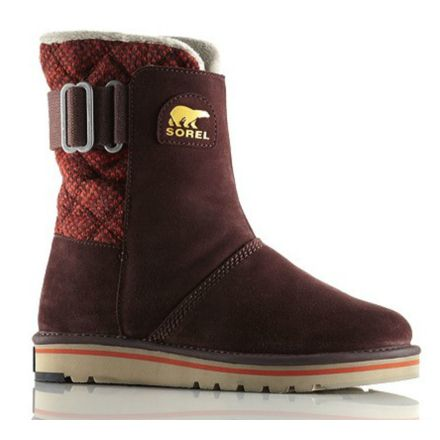b89cbf600d9a Sorel The Campus Winter Boot - Women s-Madder Brown-Medium-6 US