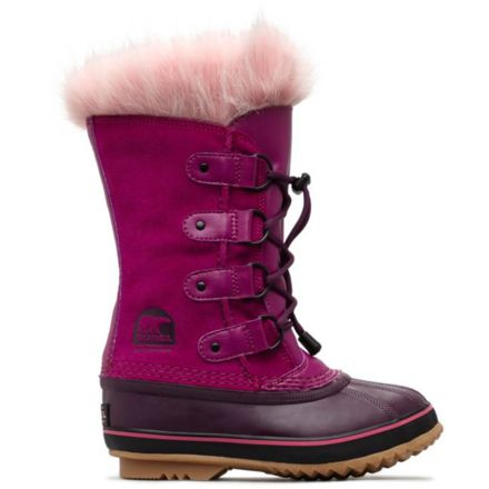1266bd375c03 Sorel Youth Joan Of Arctic Winter Boot