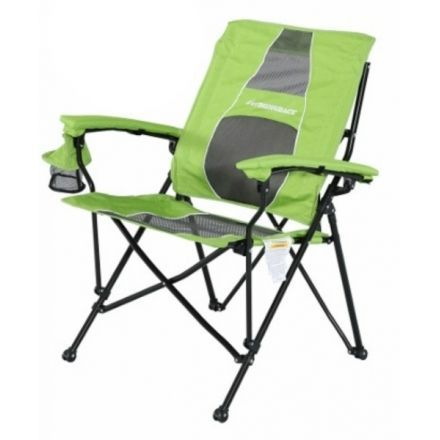 Elite Chair-Grey/Green  sc 1 st  C&Saver.com : strong back chairs - Cheerinfomania.Com